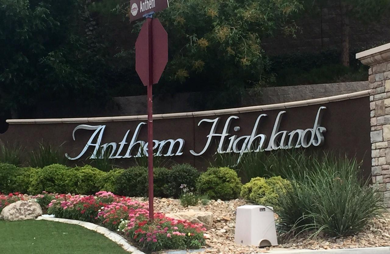 Anthem Highlands