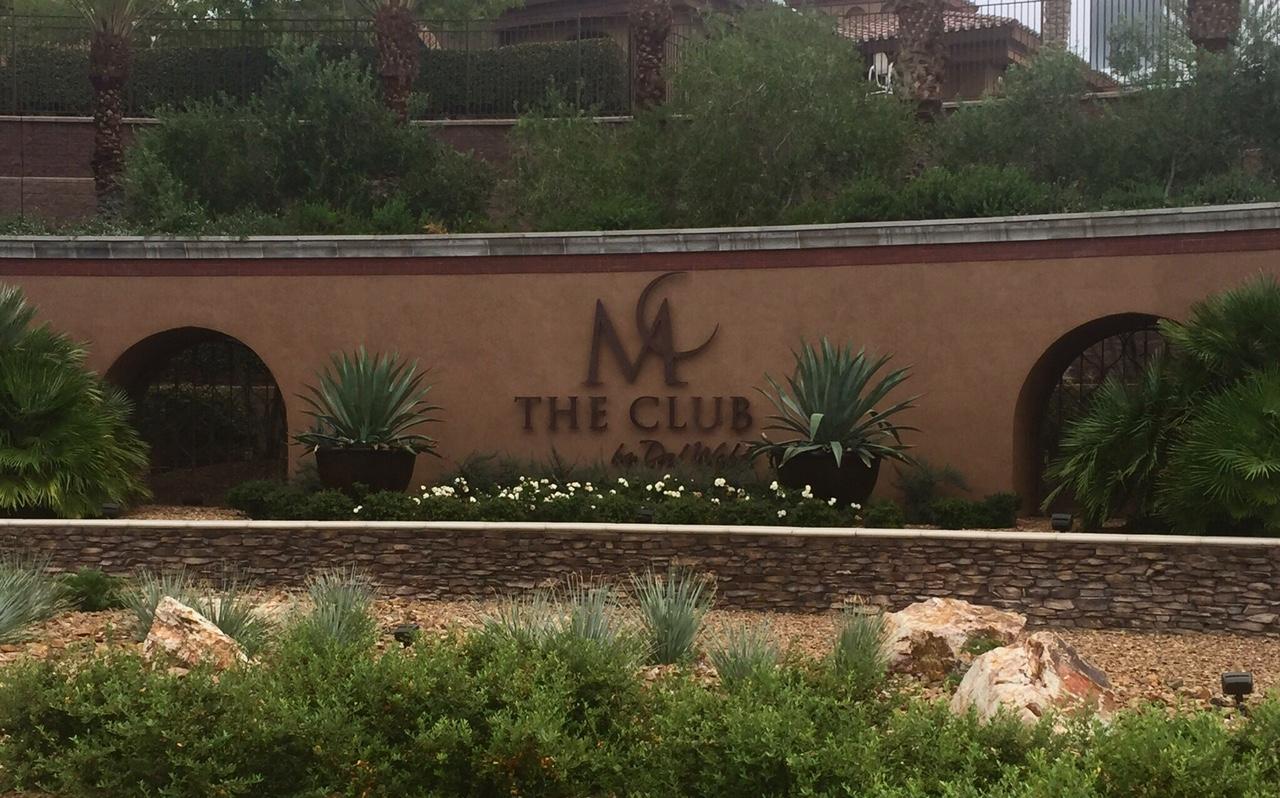 M The Club